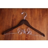 Bride Hanger for Wedding Dress Photos